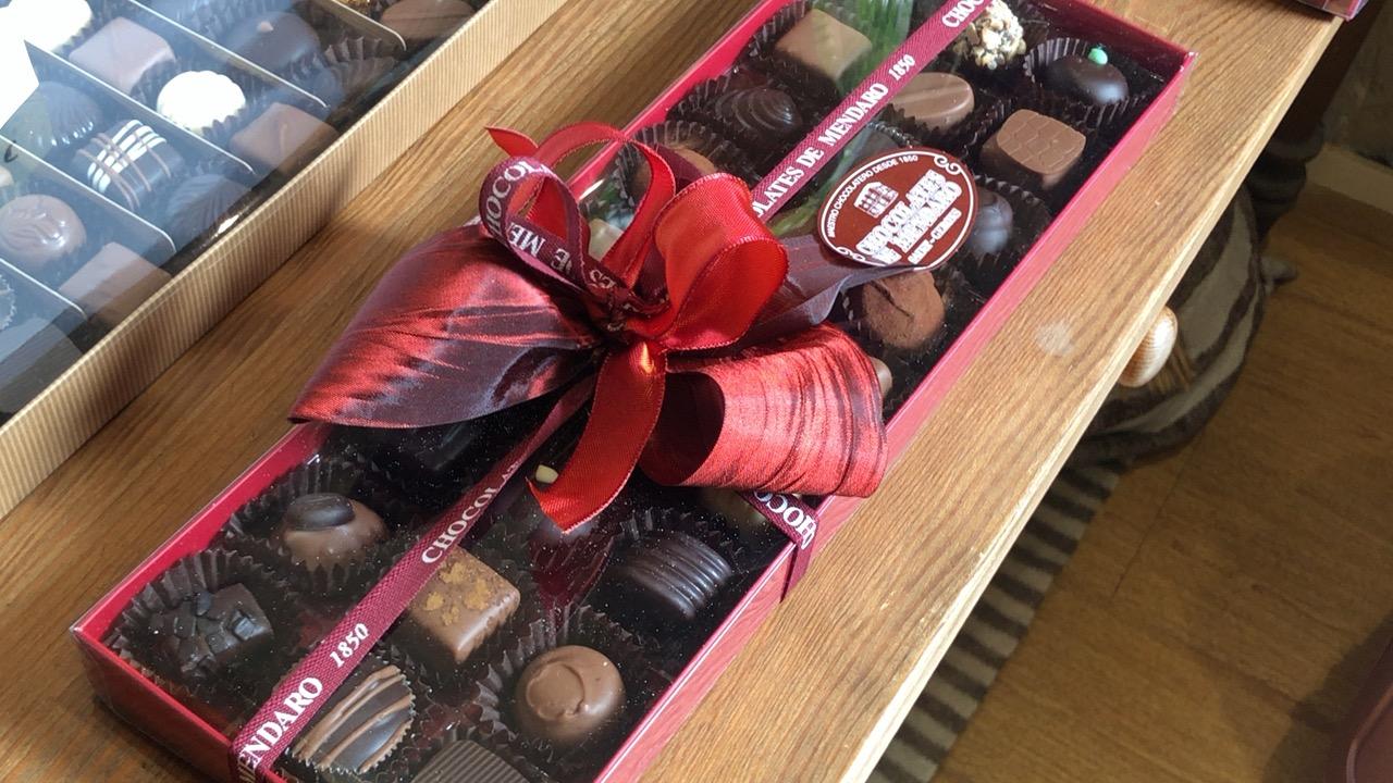 メンダロ チョコレート